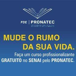 Pronatec Rio Branco 2016 Acre