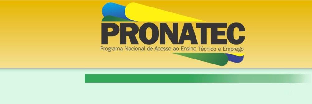 Pronatec Salvador BA 2016
