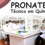 Técnico em Química Pronatec 2016