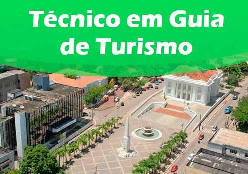 Técnico em Guia de Turismo