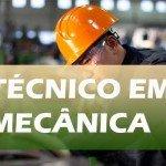 Pronatec Técnico em Mecânica