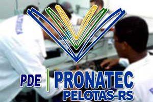 Pronatec Pelotas 2018Pronatec Pelotas 2018