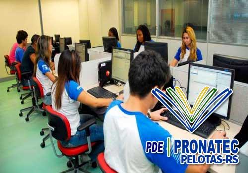 Pronatec Pelotas 2018