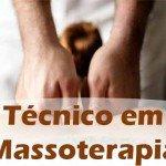 Técnico em Massoterapia Pronatec