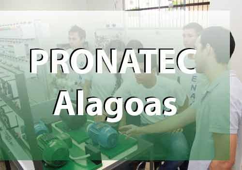 Pronatec Alagoas
