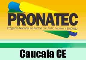 Pronatec Caucaia CE