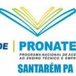 Pronatec Santarém PA