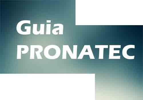 Guia Pronatec 2018