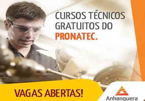 Anhanguera Pronatec 2017
