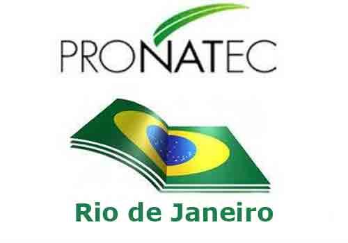 Pronatec Rio de Janeiro 2017