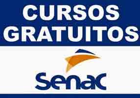 Cursos SENAC 2017