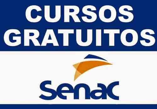 Cursos SENAC 2018