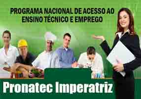Pronatec Imperatriz 2017