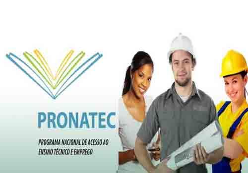 Cursos Pronatec Recife