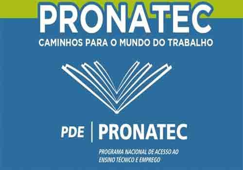 Pronatec Manaus 2018
