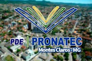 Pronatec Montes Claros 2018
