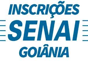 SENAI Goiânia | Inscrições e Cursos SENAI 2019