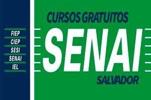 Cursos Gratuitos SENAI Salvador