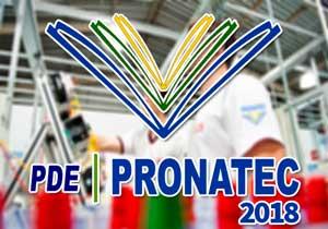 Inscrições Pronatec 2018