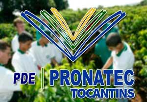Pronatec Tocantins 2018