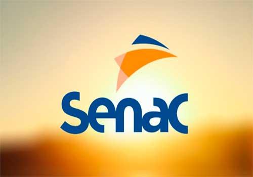 Inscrições SENAC 2019
