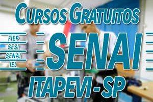 Cursos Gratuitos SENAI Itapevi