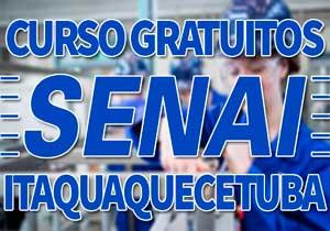 Cursos Gratuitos SENAI Itaquaquecetuba