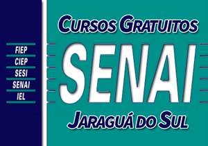 Cursos Gratuitos SENAI Jaraguá do Sul