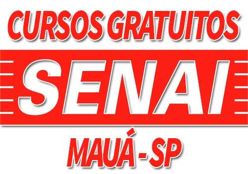 Cursos Gratuitos SENAI Mauá