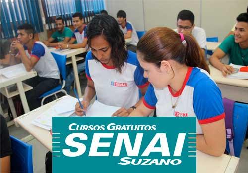 Cursos Gratuitos SENAI Suzano