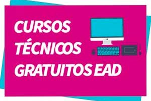 Cursos Técnicos Gratuitos EAD