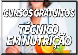 Curso Gratuito Técnico em Nutrição