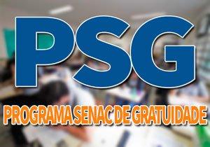 PSG SENAC 2020 | Técnicos, EAD com Certificado SENAC