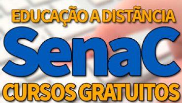 SENAC EAD Gratuito 2019