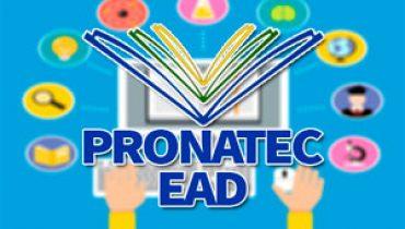 Pronatec EAD 2019