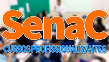 SENAC Cursos Profissionalizantes 2019
