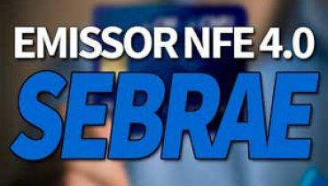 Emissor NFe 4.0 SEBRAE