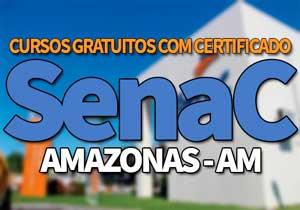 SENAC AM Cursos Gratuitos 2020 → Jovem Aprendiz SENAC 2020