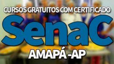 SENAC Cursos Gratuitos AP 2019
