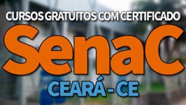 SENAC Cursos Gratuitos CE