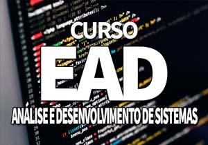 Curso EAD Análise e Desenvolvimento de Sistemas Gratuito 2019