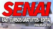SENAI Palmas TO 2019: Inscrições e Cursos Gratuitos SENAI 2019