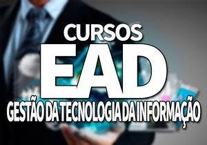 Curso EAD Gestão da Tecnologia da Informação Gratuito 2019