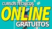 Cursos Técnicos Online Gratuitos: Com Certificado MEC 2019